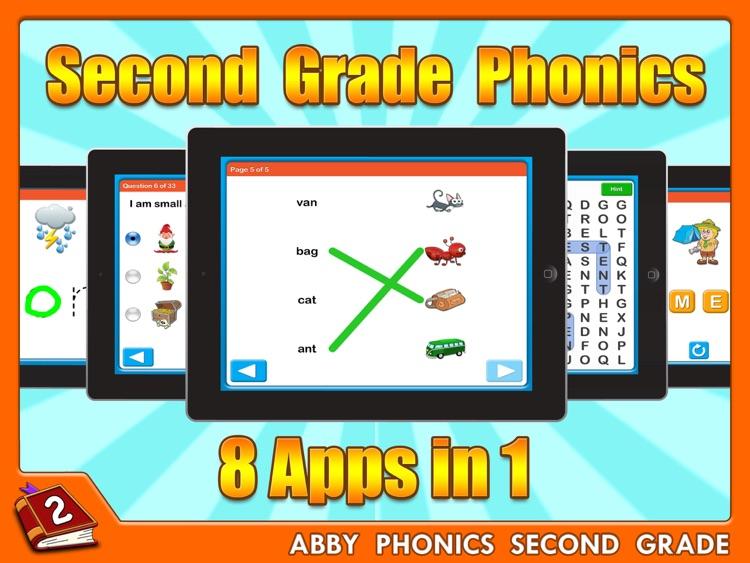 Abby Phonics - Second Grade HD