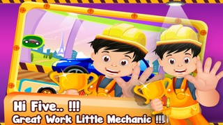 Little Car Builder- Tap to Make New Vehicles In Your Amazing Auto Factory-2