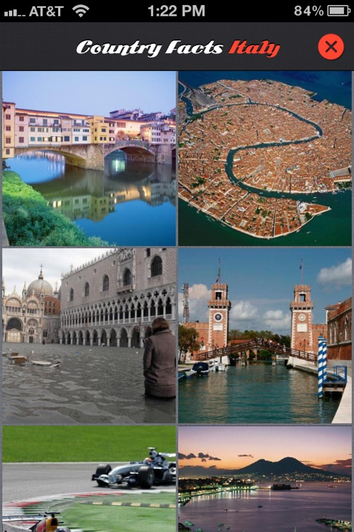 Country Facts Italy - Italian Fun Facts and Travel Trivia