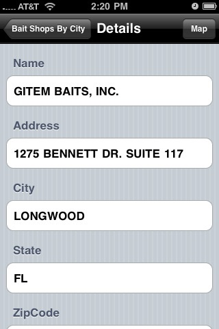 Bait Shops screenshot 4