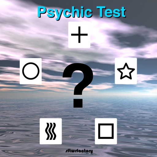 Psychic Test by Sftwrfactory LLC