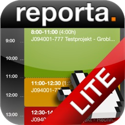 Reporta Time Tracking Lite