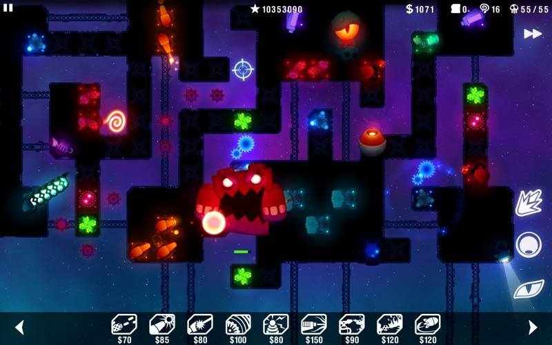 Radiant Defense Screenshot