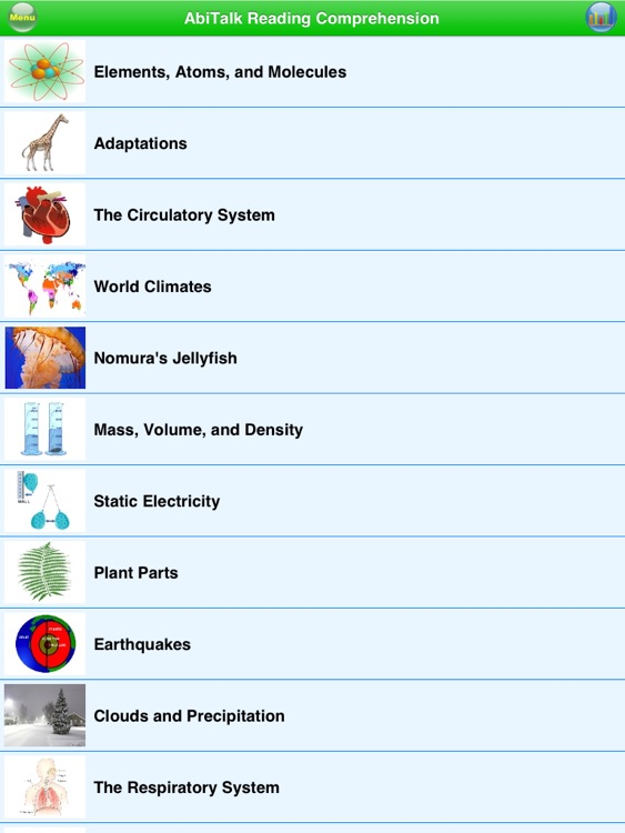 4th Grade Science Reading Comprehension Free screenshot-3