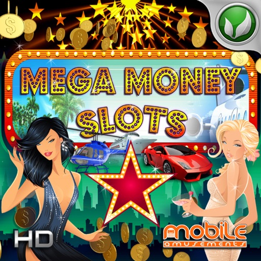 Mega Money Slots HD