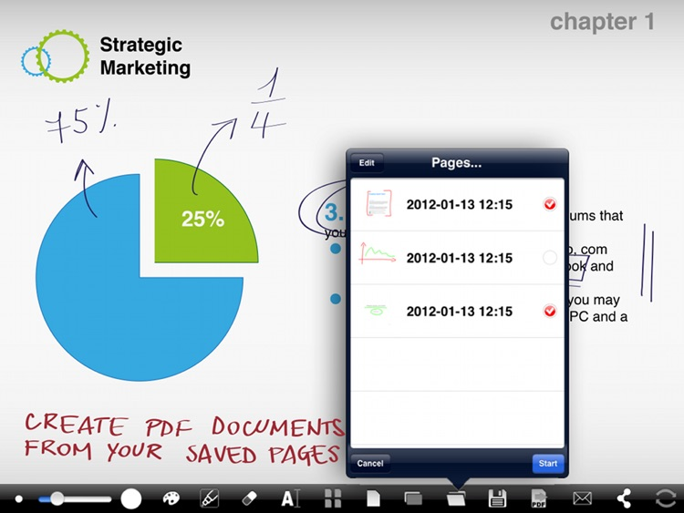 Whiteboard Plus screenshot-3