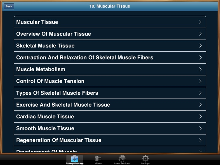 Anatomy and Physiology screenshot-1