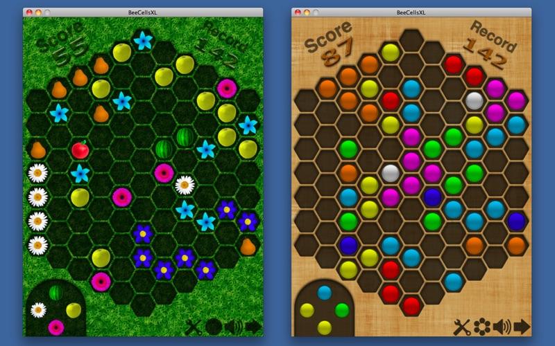 BeeCellsXL Screenshot