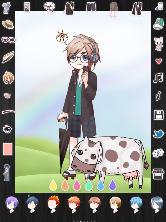 Chibi Me Dress Up screenshot-4
