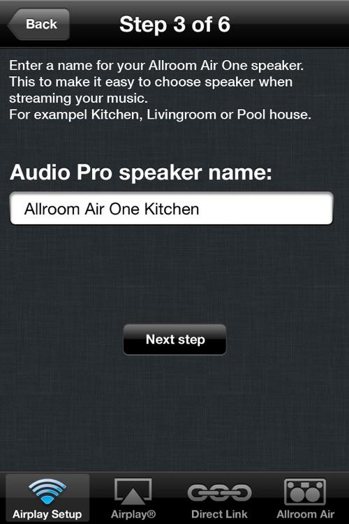 Audio Pro Air