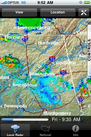 USA Rain Radar Pro
