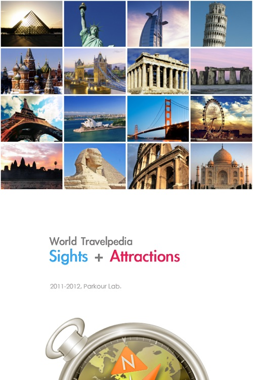 World Travelpedia - 50000+ Global Attractions