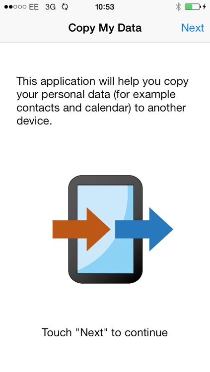 Copy My Data