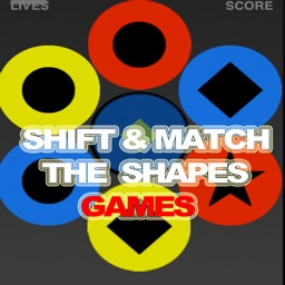 Formic Games.Shape Games.Shift and Match The Shape Games.