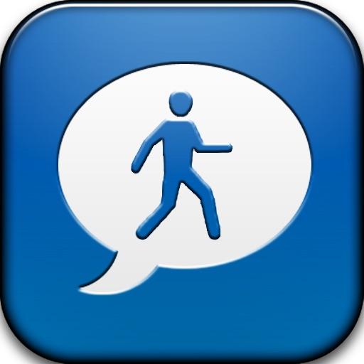 Walk & SMS