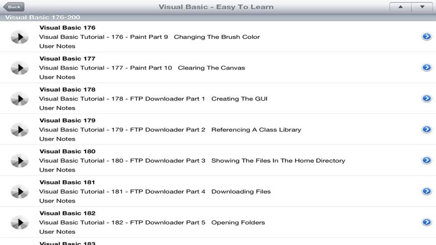 Easy To Learn - Microsoft Visual Basic Edition】应用信息- iOS App