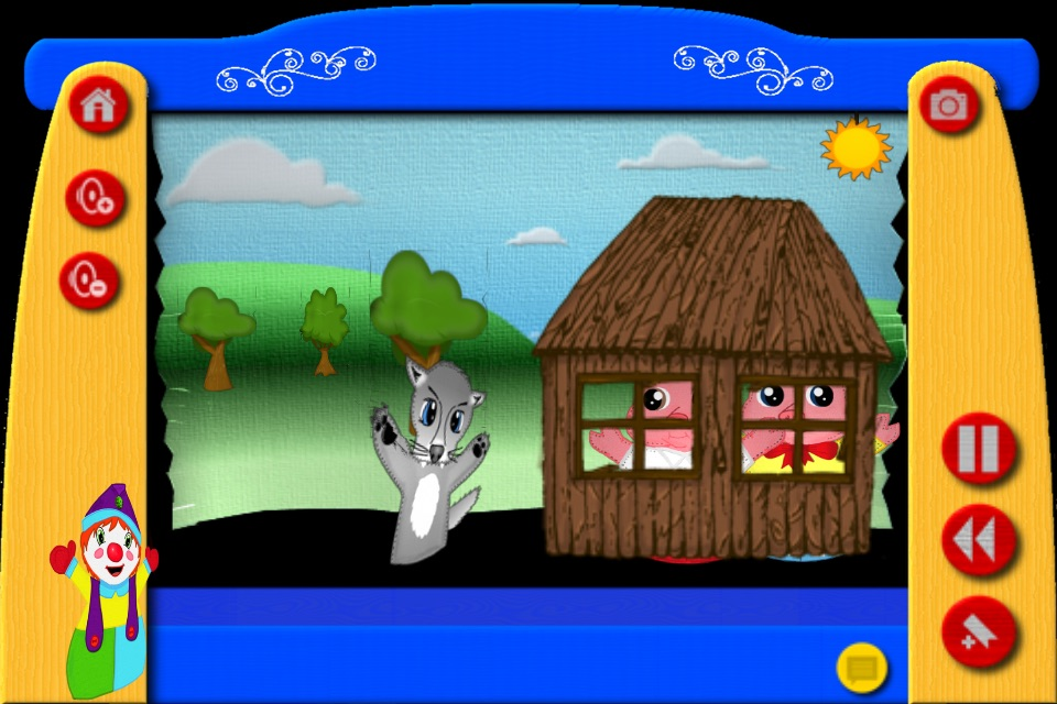 The Three Little Pigs – The Puppet Show – Lite Cheat Codes