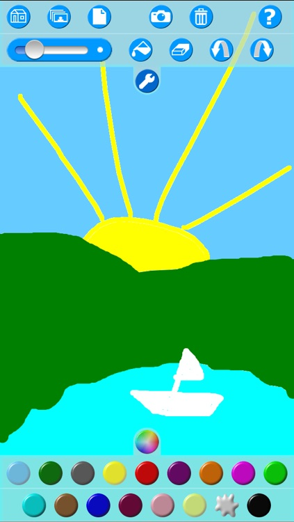 Drawing Games - Fun and educational drawing games for kids screenshot-4