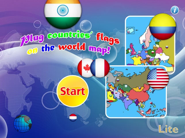 Continents Country Flags Game HD LiteEurope On The App Store - Countries of the world game