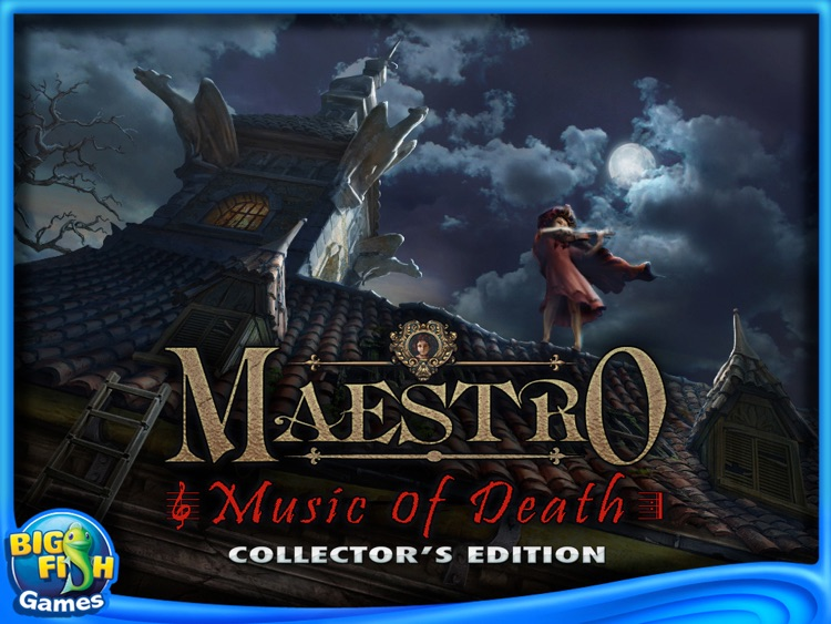 Maestro: Music of Death Collector's Edition HD