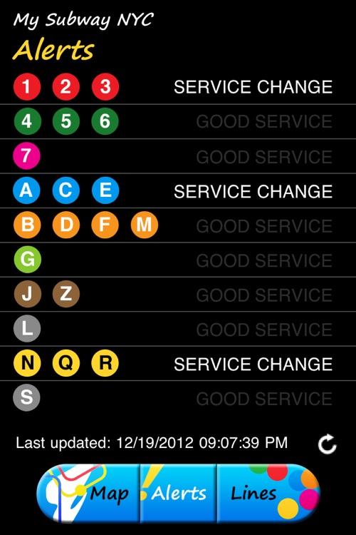 My Subway NYC