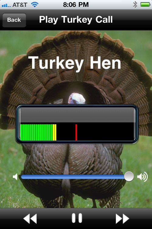 Pro Turkey Calls screenshot-1