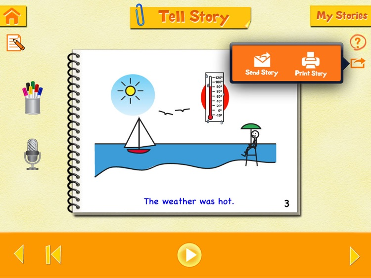 Super Duper StoryMaker screenshot-4