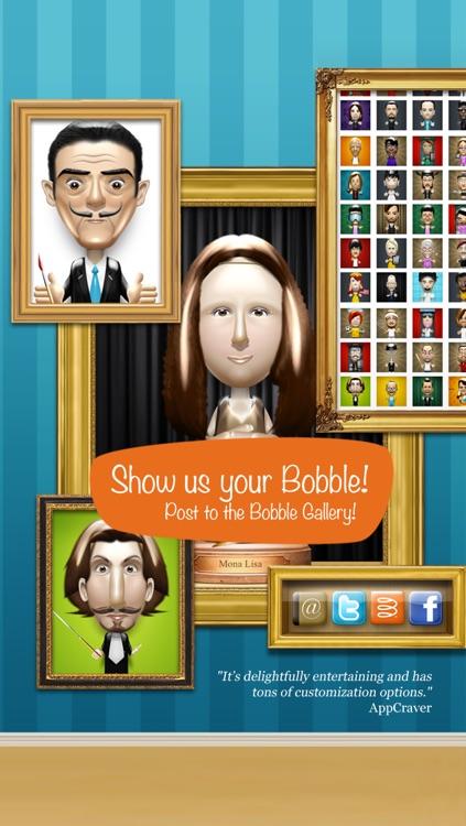 Bobbleshop - Bobble Head Avatar Maker screenshot-4