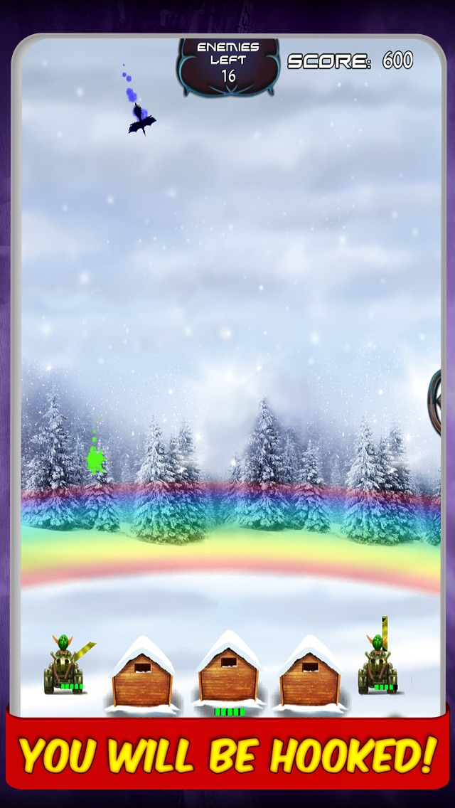 Battle of Elves Game : Fun missile defence games against magic birds Cheat Codes