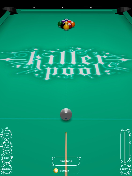 Killer Pool HD screenshot-3