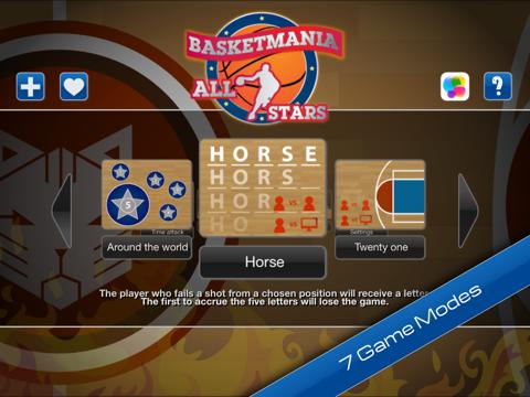 Basketmania All Stars для iPad