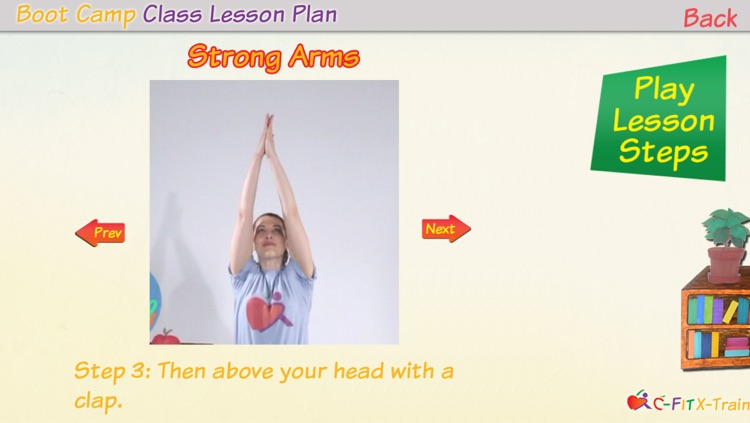 C-Fit XTrain - Classroom Fitness screenshot-2