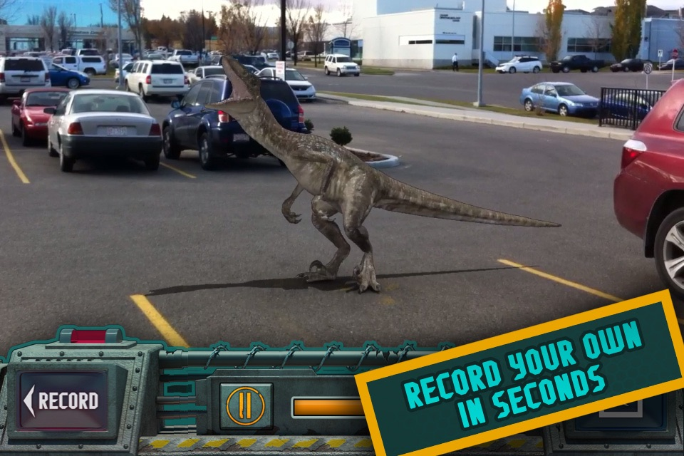 Dino Movie Maker: dFX (Special effects from the new TV show Primeval New World) Cheat Codes