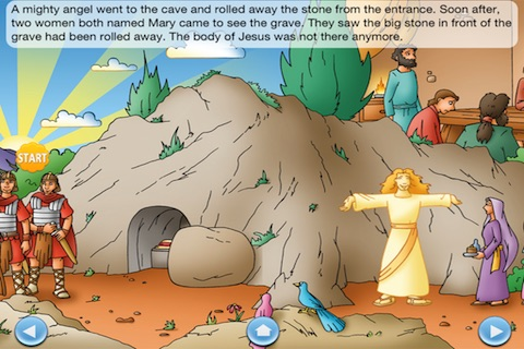 Lift-The-Flap Bible Stories screenshot-4
