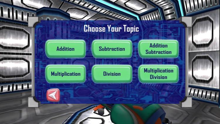 Math Blaster HyperBlast screenshot-4