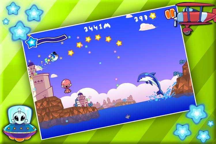 Bouncy Penguin screenshot-4