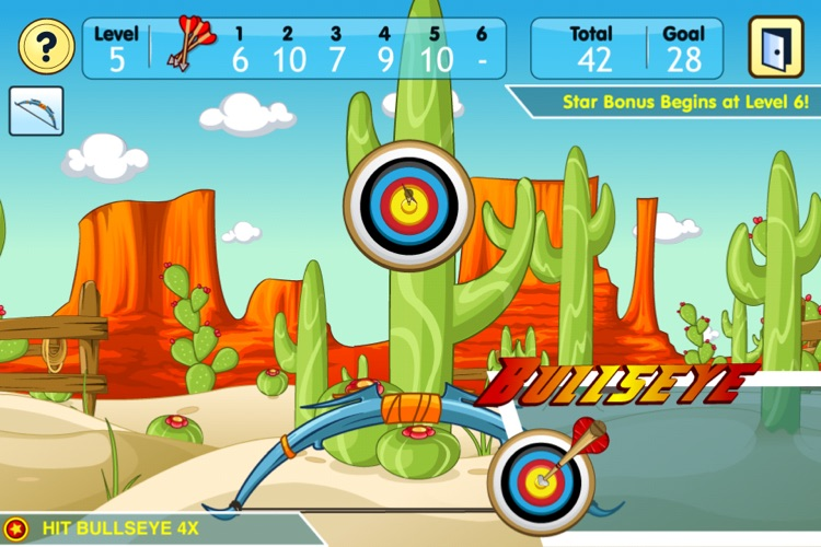 Fantage Bullseye screenshot-1