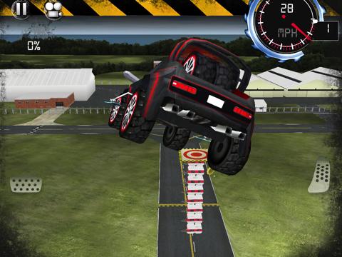 Top Gear: Stunt School HD для iPad