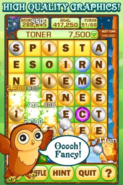 Word Bird® screenshot-3