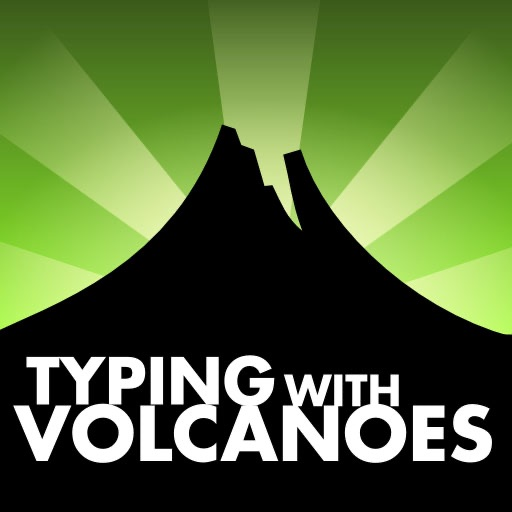 Typing with Volcanoes