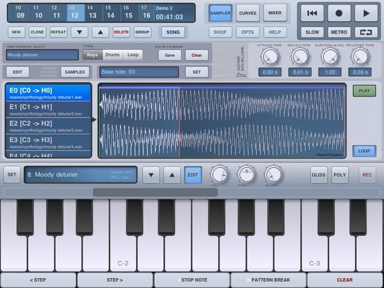 iSequence HD screenshot-3