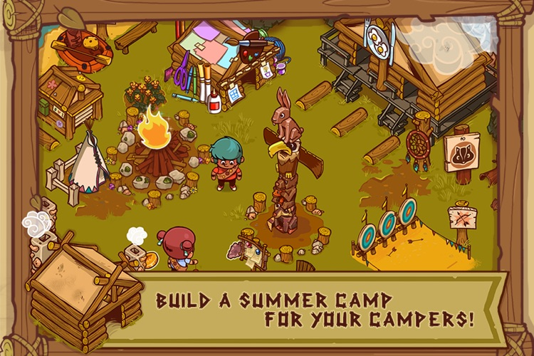 Campers! screenshot-0