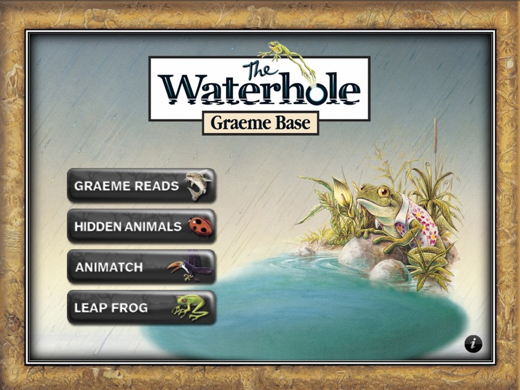 The Waterhole - Graeme Base screenshot-0