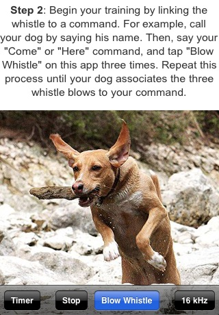 Dog Whistle Elite (Training Guide + Clicker included) screenshot-3