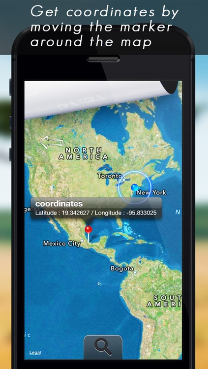 Don't Get Lost - Find Your GPS Coordinates : Longitude, Latitude, Altitude, Map Location screenshot-3