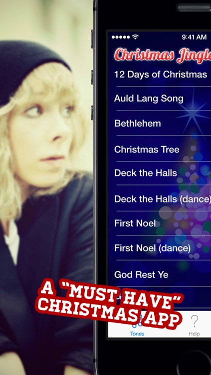 Free Christmas Ringtones! - Christmas Music Ringtones screenshot-4