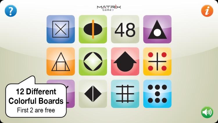 Matrix Game 3