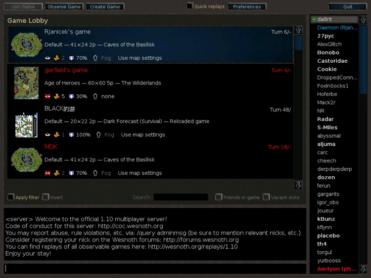 Battle for Wesnoth HD screenshot-4