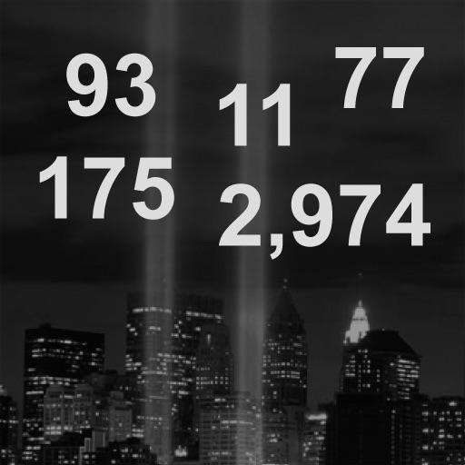 9/11 Numbers iOS App