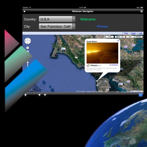Webcam Navigator